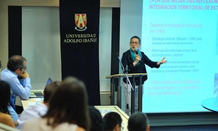 Conferencia del Centre for Business Sustainability abordó experiencias internacionales de Gobernanza Territorial
