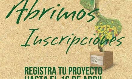 Se abre la inscripción a los Premios Latinoamérica Verde 2018, el mayor evento ambiental de la región