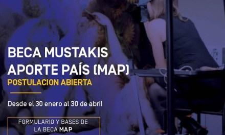 Postula a la Beca Aporte País de Fundación Mustakis