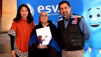 Esval apoya desarrollo de nuevoCentro Ceremonial Indígena en San Antonio