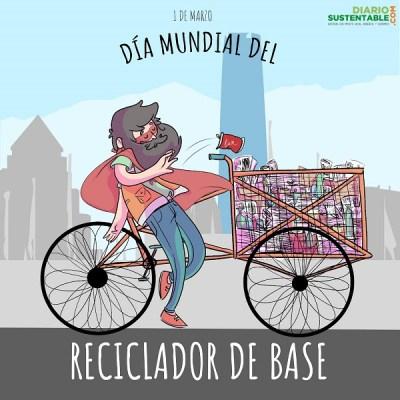 Día Mundial del Reciclador de Base