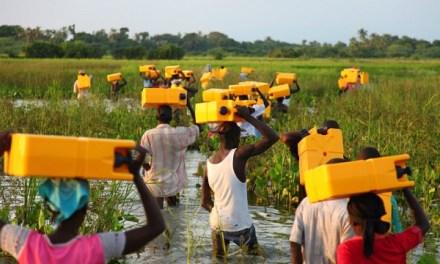 """LifeSaver: el """"salvavidas"""" que convierte el agua sucia en agua potable limpia y segura"""