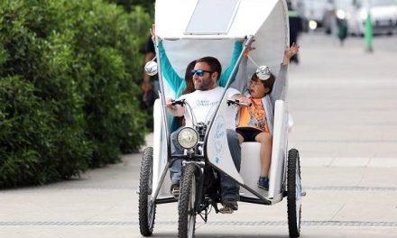 Mil pasajeros se movilizaron en Ecotaxis gratuitos durante el verano