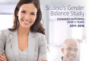 Estudio de Sodexo ratifica que equipos con mayor balance de género alcanzan mejores resultados empresariales