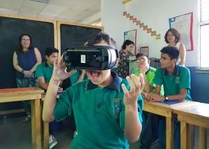 Más allá de la entretención: conoce los beneficios de la Realidad Virtual