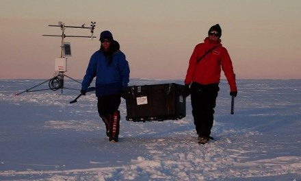 """Validan uso del hielo antártico como """"termómetro"""" del clima pasado"""