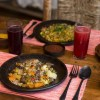 En el Día de la Cocina Chilena: Barrio Franklin rescata nuestra tradición gastronómica con muestra de platos típicos