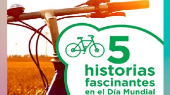 5 historias fascinantes en bicicleta