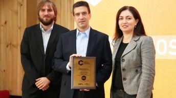 Salcobrand recibe premio especial por Soluciones Digitales