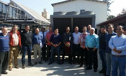 Expertos alemanes capacitan a formadores de Eficiencia Energética en Refrigeración