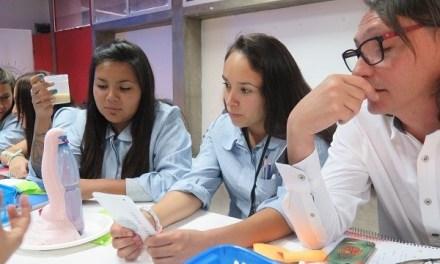 Fundación Colunga y Creando Curiosos juntos por la difusión científicaPreescolar