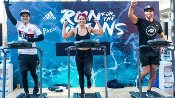 Run For The Oceans, el proyecto que busca reunir USD $1M para la limpieza del mar