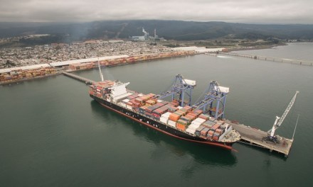 Acuerdo de Producción Limpia de puertos del Biobío alcanza 90% de cumplimiento