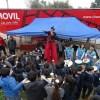 Exitoso cierre del Cine Móvil de CMPC: 6 mil personas en el Biobío y La Araucanía disfrutaron de cine chileno en su plaza