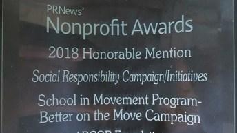 Premian a Fundación Arcor por positivo impacto social