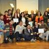 Reconocen a emprendedores sociales en Concepción