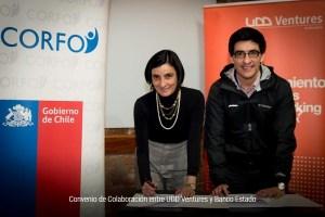 BancoEstado y UDD Ventures firman Acuerdo de Colaboración