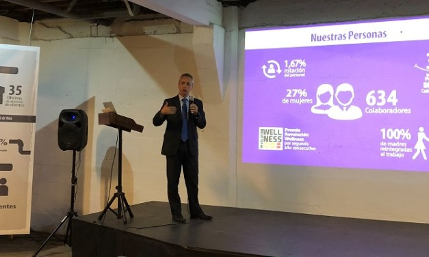 Esval presentó su Reporte de Sostenibilidad con inversión de más de $333.000 millones para el quinquenio 2017-2021