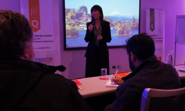 Sernatur capacita a prestadores de servicios turísticos para mejorar la calidad y sustentabilidad del negocio
