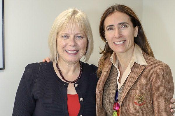 Ministra Carolina Schmidt se reúne con Embajadora de Estados Unidos como antesala de evento que celebra 15 años de cooperación para proteger el medio ambiente