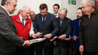 Corfo inaugura primer hotel temático de enoturismo