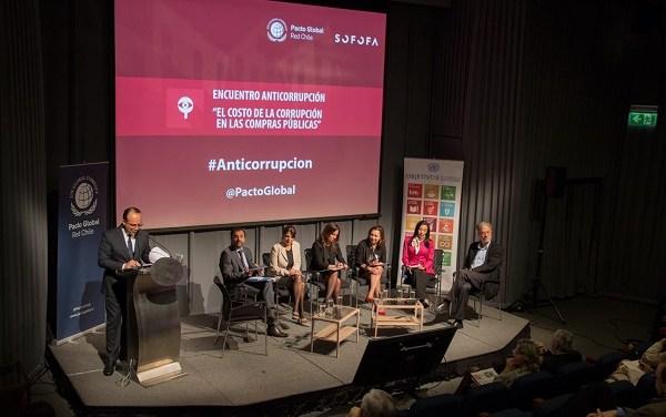 Mundo público y privado se reunirá con el objetivo de analizar medidas para combatir la corrupción y profundizar en materias de prevención