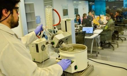 Fraunhofer Chile Research inaugura modernas instalaciones para fortalecer la biotecnología en Chile.