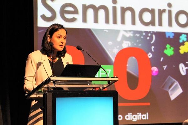 """Impacto de la tecnología en la niñez abordó Seminario """"NIÑEZ 2.0: Niños en el mundo digital"""""""