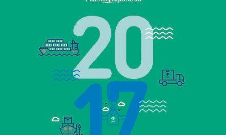 Empresa Portuaria Valparaíso publicó su quinto Reporte de Sostenibilidad
