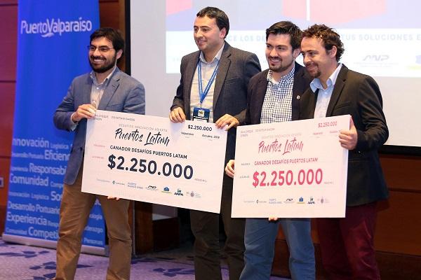 El primer desafío de innovación abierta internacional escoge a sus proyectos ganadores
