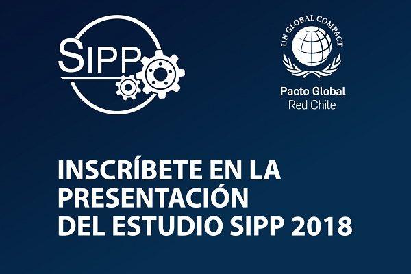 Pacto Global Chile presentará resultados de estudio SIPP 2018 y reconocerá a las mejores prácticas en materia de sostenibilidad