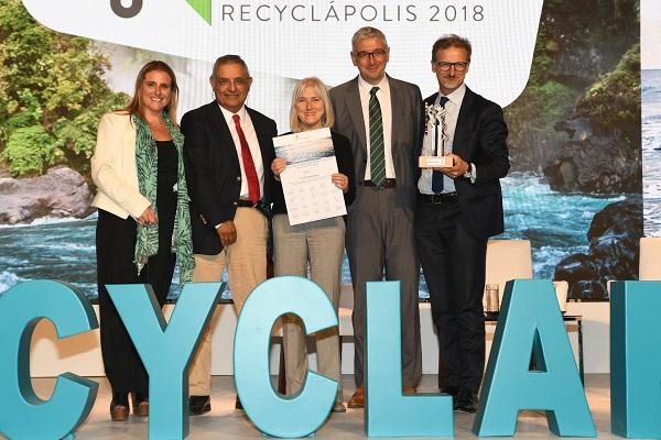 Enel Generación Chile obtiene el Premio Nacional de Medio Ambiente 2018 en categoría agua grandes empresas