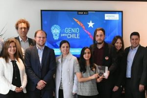 Suncast gana primer concurso Ingenio para Chile de Siemens