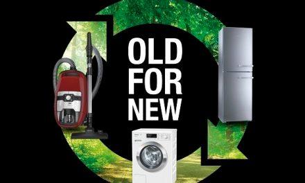 """Más de 33 toneladas de electrodomésticos se reciclaron en campaña """"Old for New"""""""