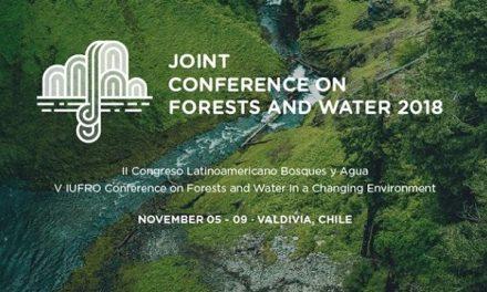 En Valdivia se realiza primera Conferencia Internacional Conjunta sobre Bosques y Agua