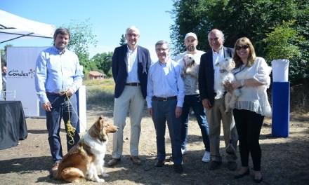 Aguas Andinas y la Municipalidad de Las Condes habilitarán nueva Zona Canina
