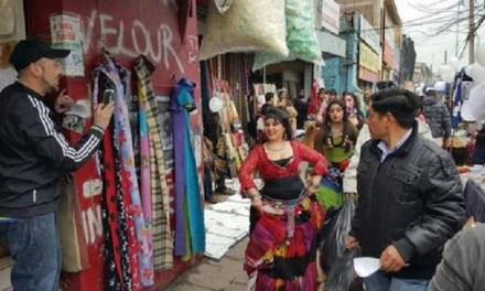 Independencia renueva los colores del tradicionalBarrio Las Telas