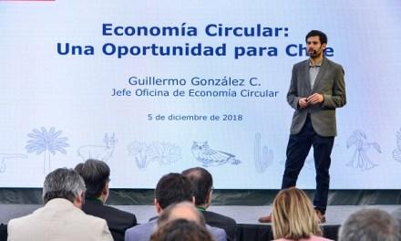 """""""No seremos capaces de abordar el cambio climático sin un uso eficiente de los recursos"""", Guillermo González, Jefe Oficina de Economía Circular del Ministerio de Medio Ambiente"""