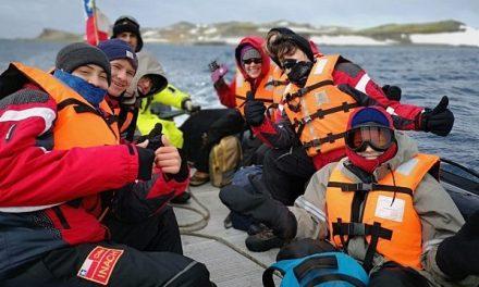 Finaliza la XV Expedición Antártica Escolar: una experiencia única