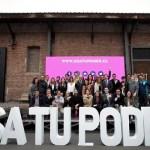 Obras de la iniciativa «Usa Tu Poder» se presentaron  por primera vez en FiiS