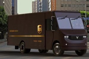 Innovador sistema de UPS para optimizar rutas y bajar emisiones