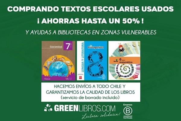Green Libros: la Empresa B que mejora el acceso al libro y fomenta el acceso a la lectura en Chile