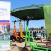 Scooters eco-tecnológicos se toman el Muelle Barón durante el verano