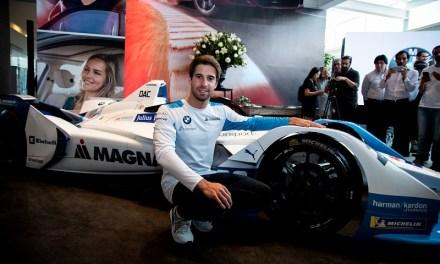 BMW i escribe un nuevo capítulo en la Fórmula E y en su historia de movilidad eléctrica para Chile.