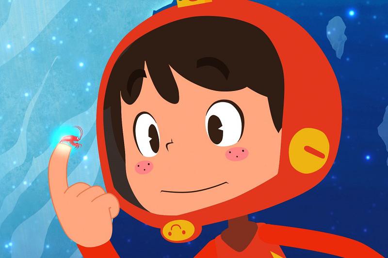 Serie infantil que busca educar a los niños a través del cuidado de los mares y océano es reconocida en Festival Internacional