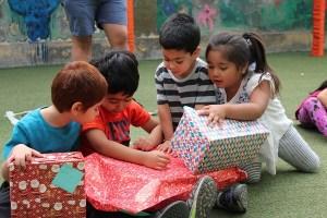 Campaña reunió más de 6 mil regalos para niños vulnerables