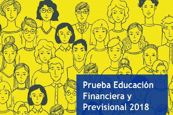Menos del 1% de los jóvenes  de tercero y cuarto medio completó correctamente la primera prueba nacional de educación financiera y previsional