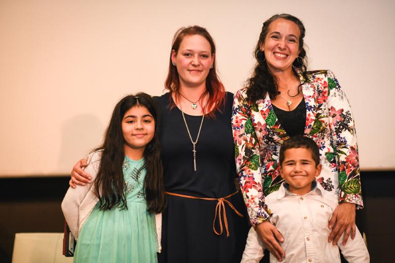 Cada año, cerca de 70 niños chilenos necesitan a un donante de células madre sanguíneas para sobrevivir
