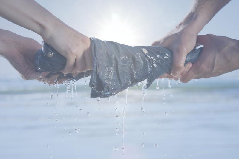 Levi's utiliza hasta un 40% menos de agua en la fabricación de jeans con técnica Waterless®