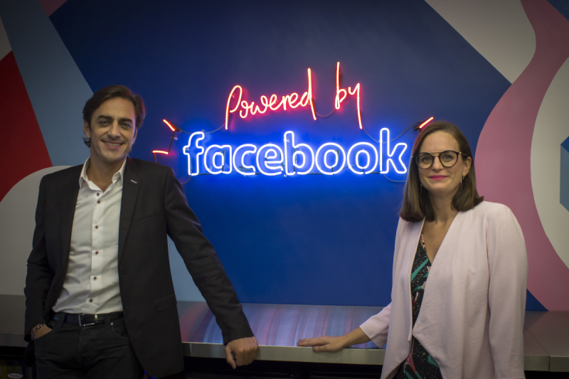 Facebook abre Innovation Lab Santiago para apoyar startups en Chile